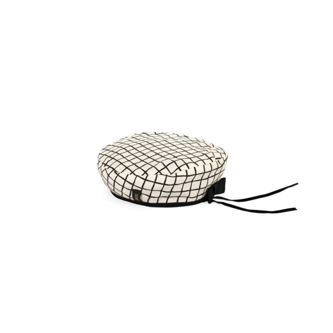 LINEN FRENCH-STYLE SUMMERBERET