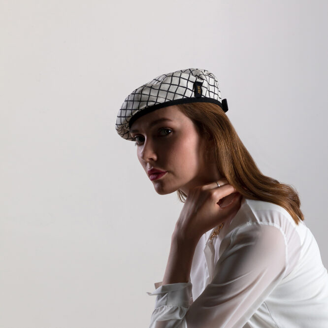 LINEN FRENCH STYLE SUMMERBERET
