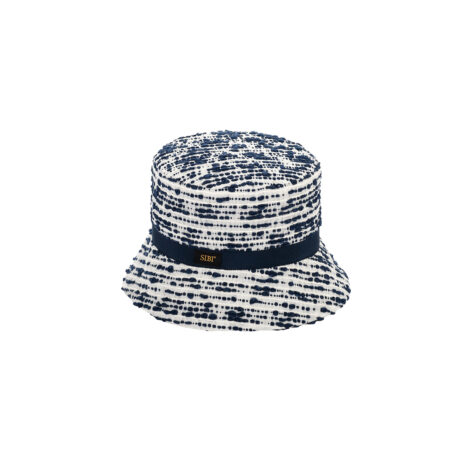 COTTON TWEED BUCKET HAT